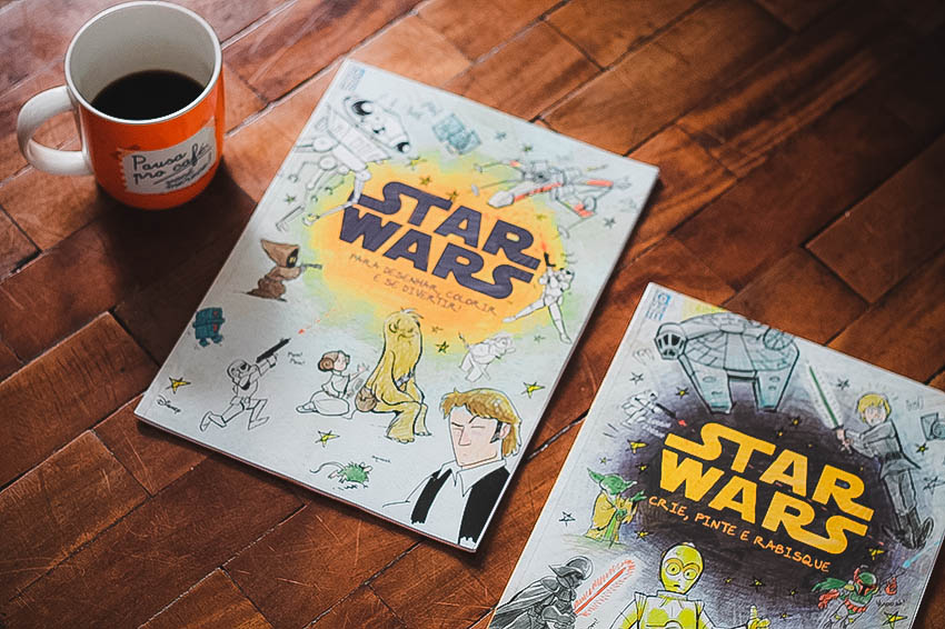 Star Wars e The Witcher na Pixel – Coquetel!
