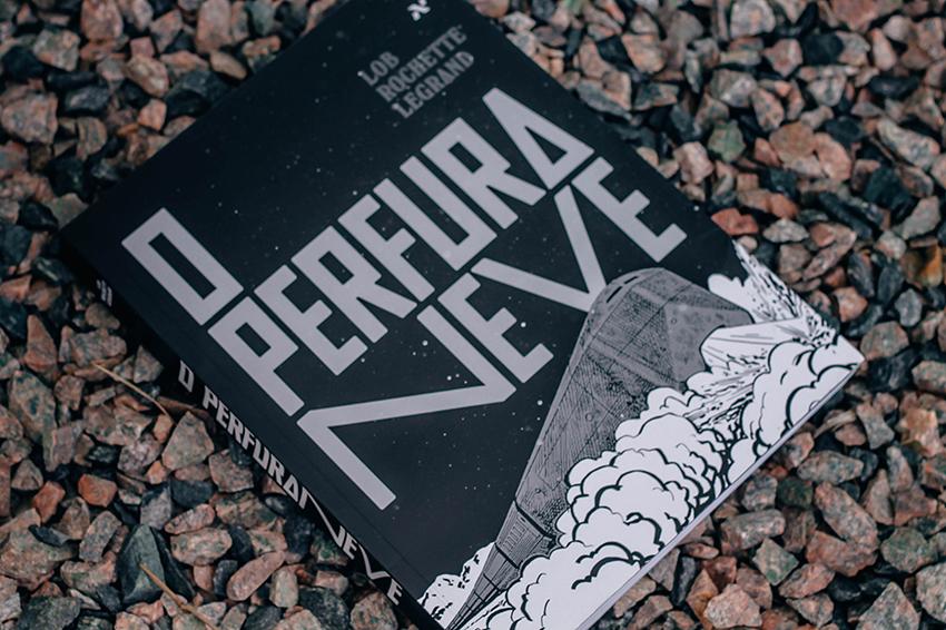 """O Perfuraneve, a Graphic Novel que inspirou o filme """"O Expresso do Amanhã"""""""