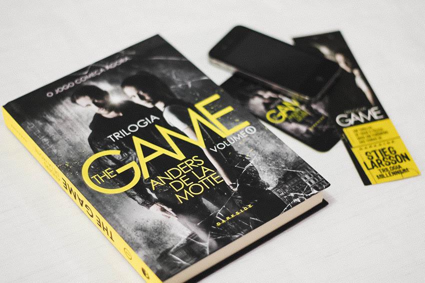 """""""The Game"""", de Anders de la Motte também joga com o leitor"""
