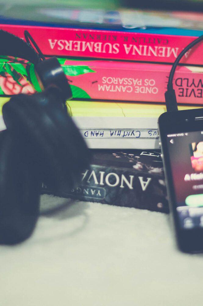 Playlists para curtir os livros #DARKLOVE da DarksideBooks