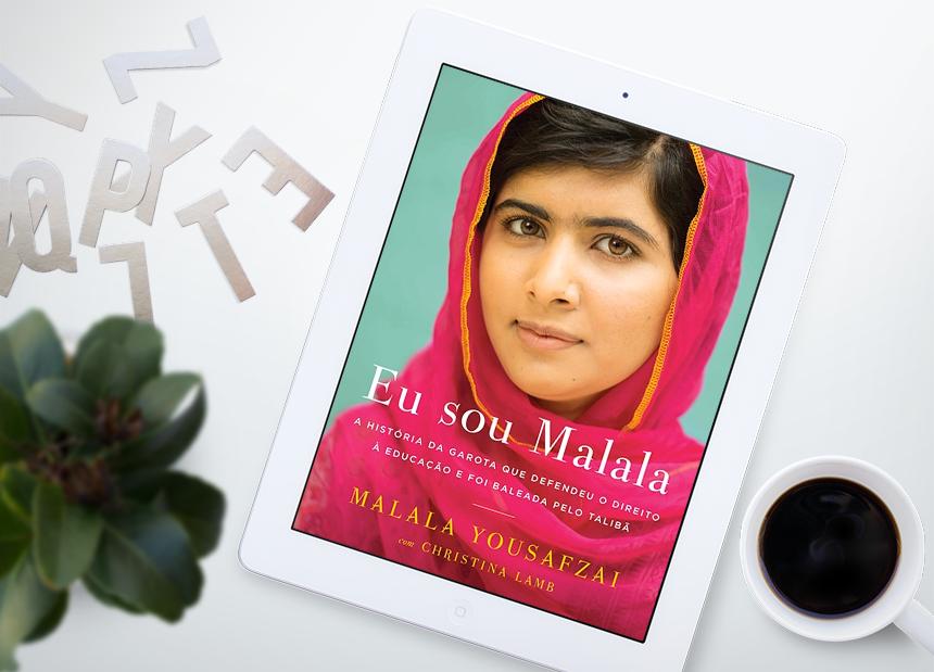 """A experiência de ler """"Eu Sou Malala"""""""