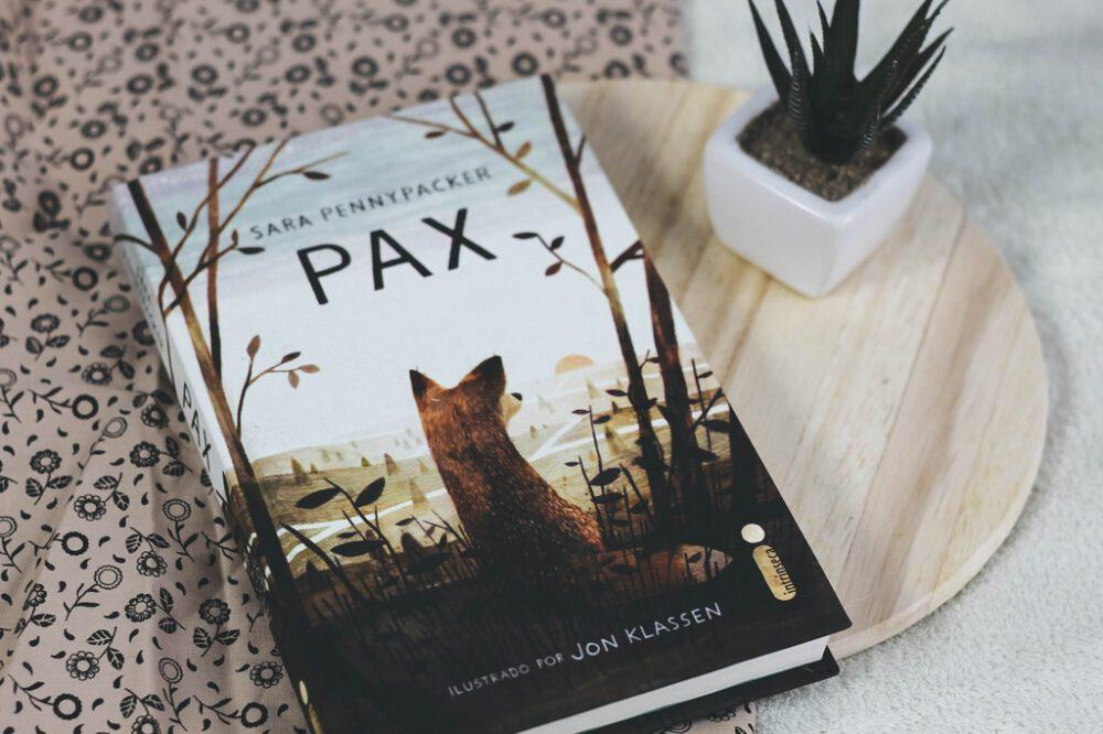 """""""Pax"""" e como dizer adeus é um ato de amor."""