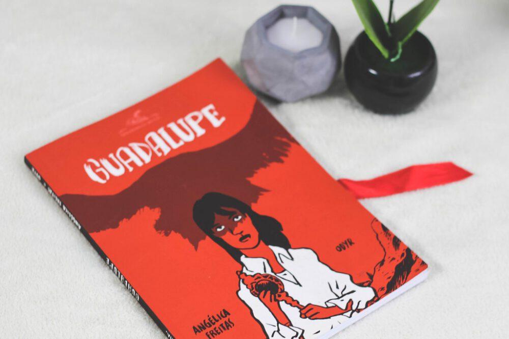 "A aventura surreal mexicana na Graphic Novel Brasileira ""Guadalupe"""