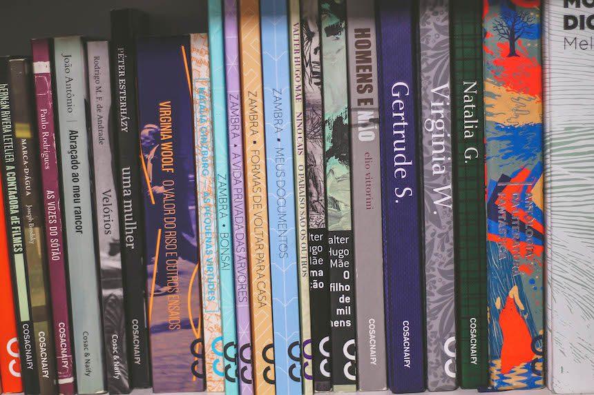 Ofertas Relâmpago: Compre livros Cosac Naify na Amazon!