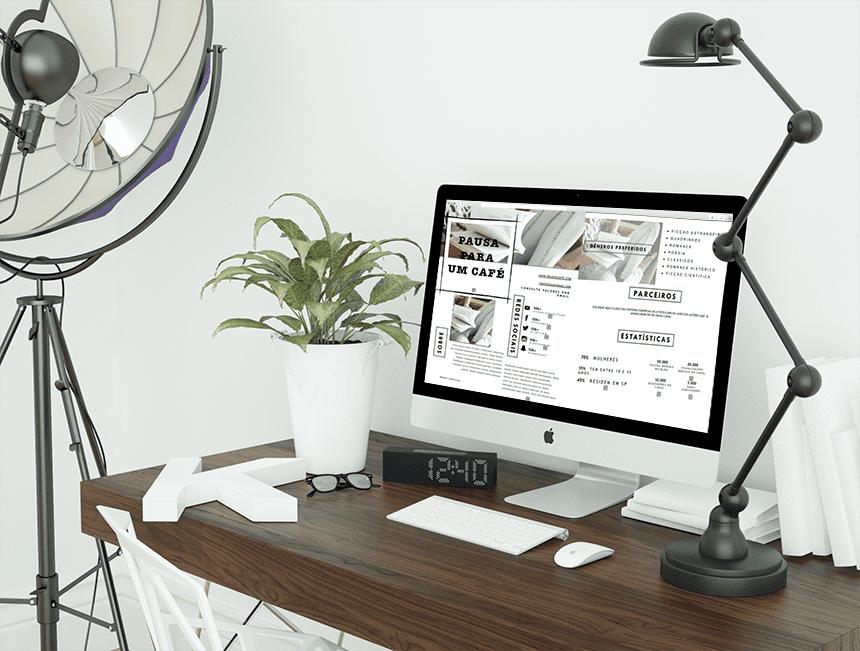 DOWNLOAD: Mídia Kit GRATUITO para blogs e canais literários
