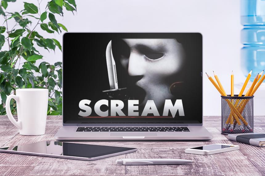 """Assista a Série """"SCREAM"""""""