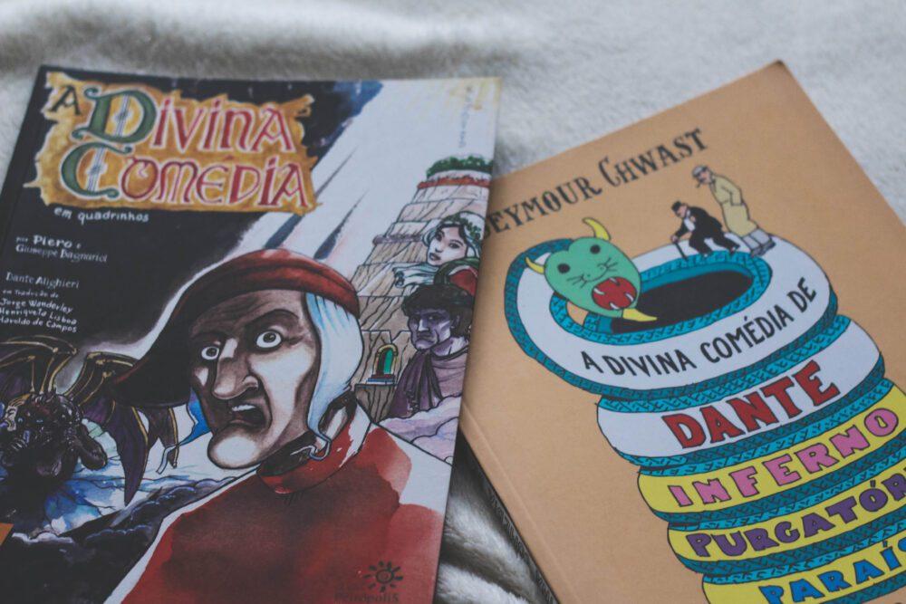 Quadrinhos da Divina Comédia – #LENDODANTE