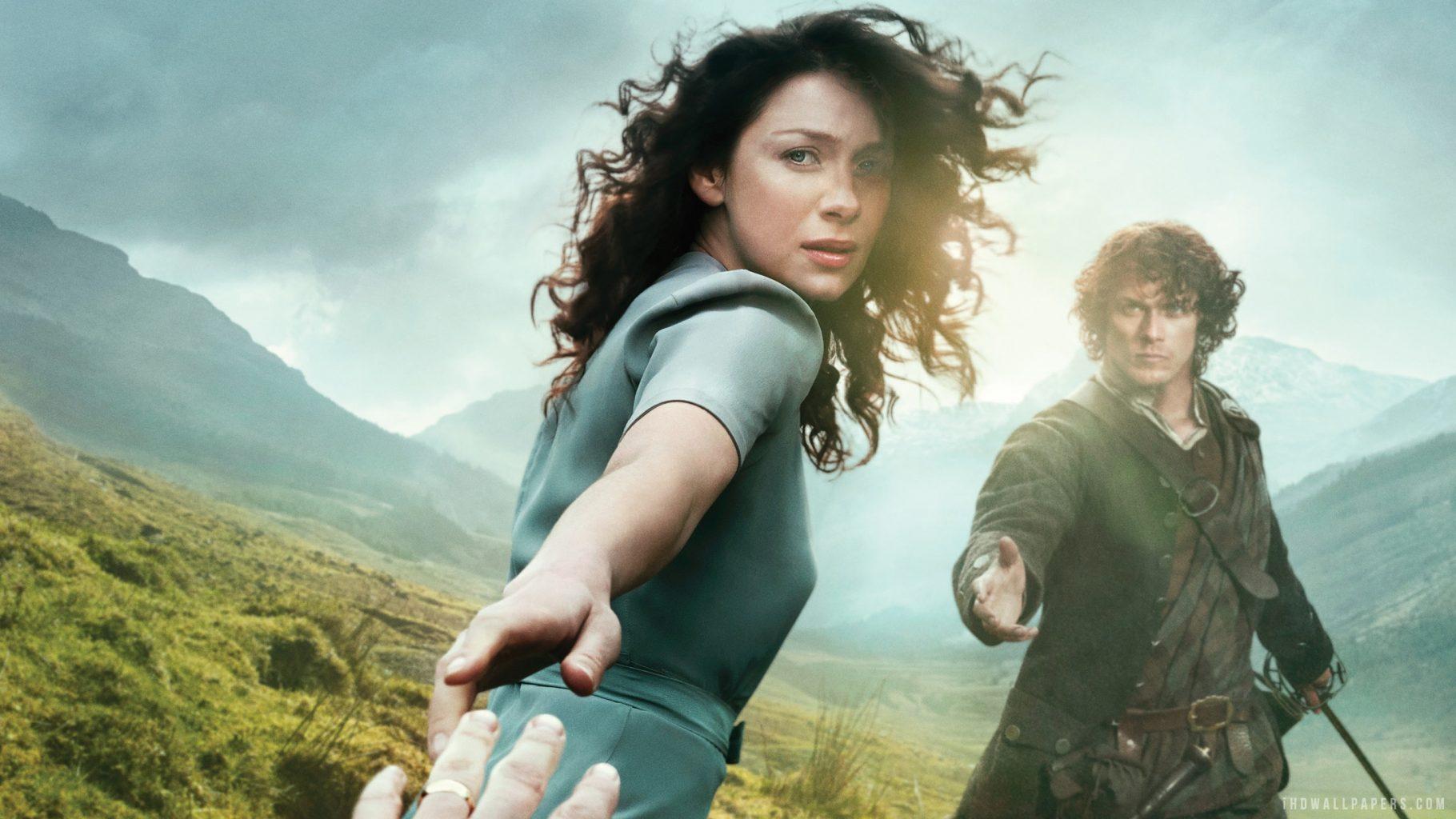 """Assista a série """"Outlander"""""""