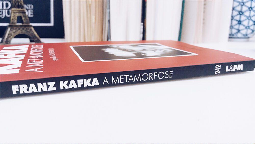 """A Experiencia de Ler """"A Metamorfose"""" de Franz Kafka"""
