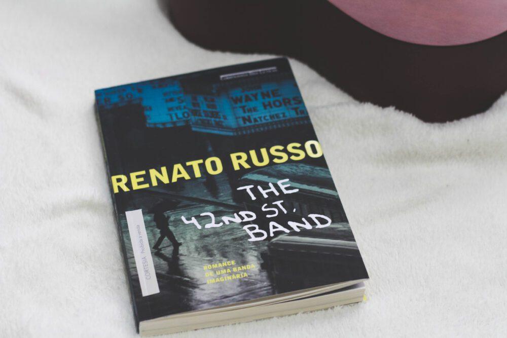 """A Banda Imaginária de Renato Russo em """"The 42nd Street Band"""""""