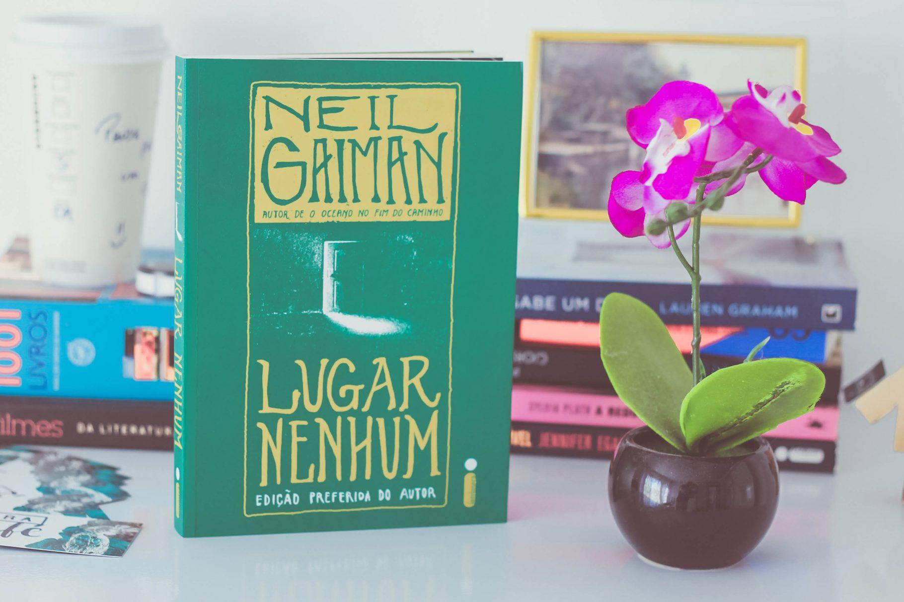 """A Londres subterrânea de Neil Gaiman em """"Lugar Nenhum"""""""
