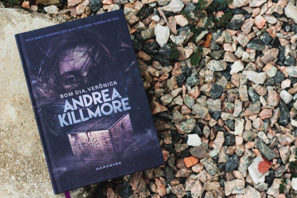 """""""Bom dia, Verônica"""", o thriller policial de estreia de Andrea Killmore"""
