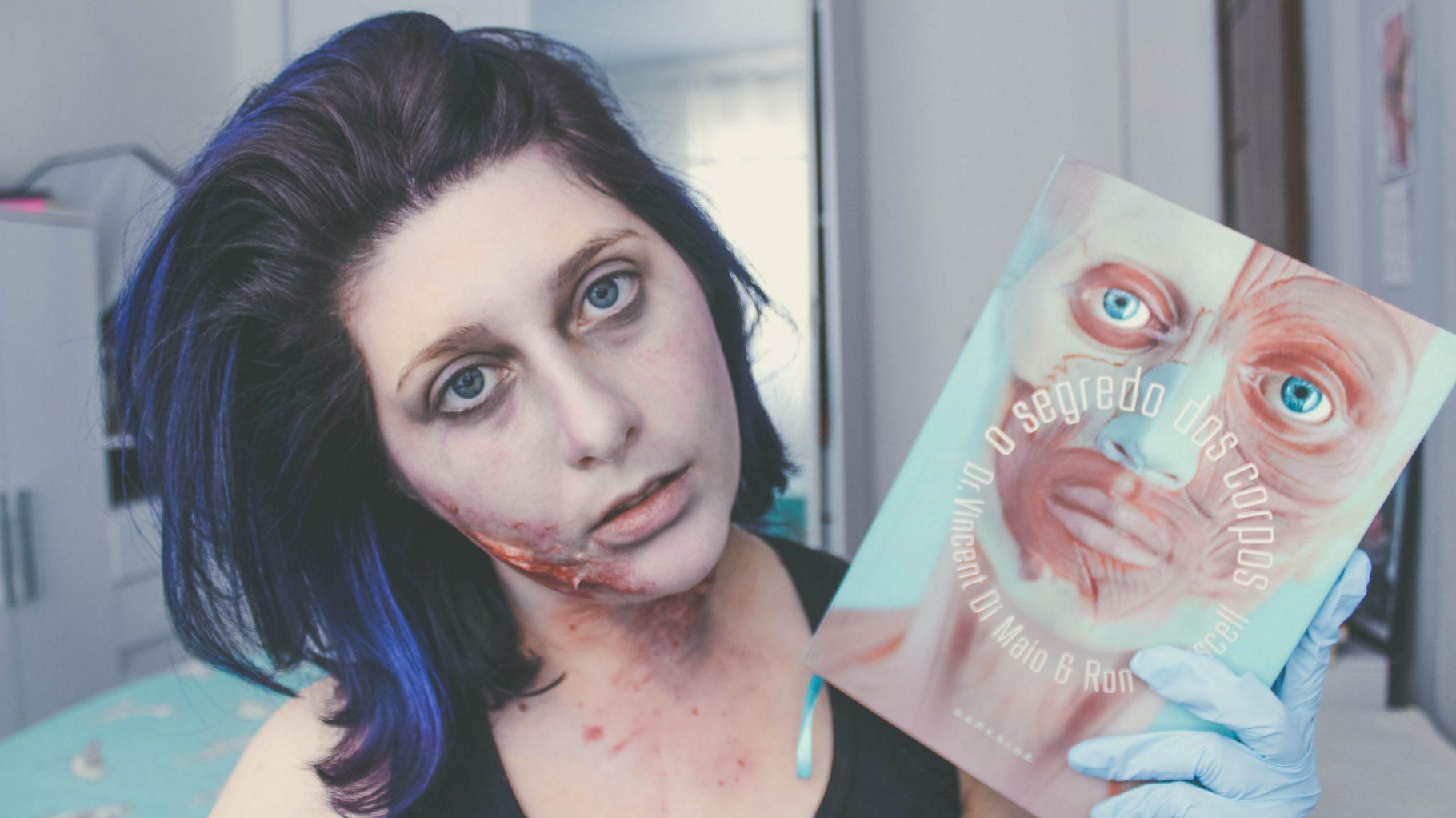 5 ideias de maquiagem para fazer no halloween