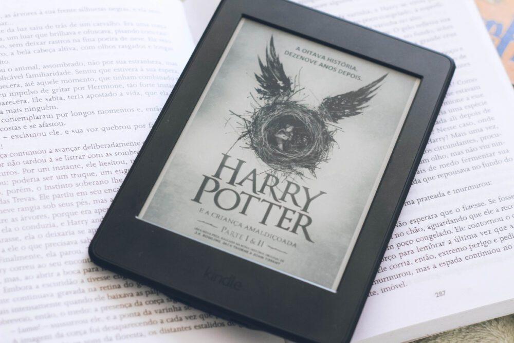 Como um leitor digital mudou minha forma de ler.