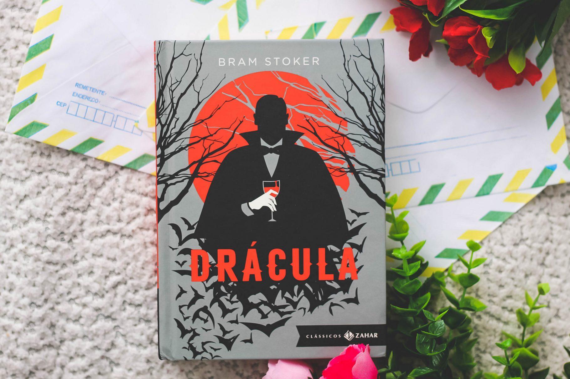 Eu reli Drácula do Bram Stoker e olha o que aconteceu!