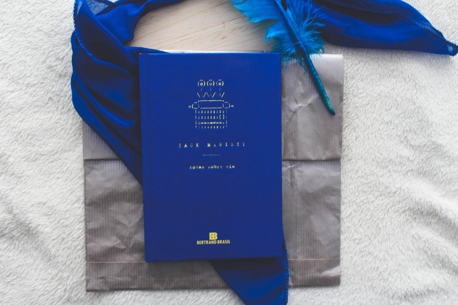 """""""Notas sobre ela"""" o livro de poemas de Zack Magiezi + Sorteio"""