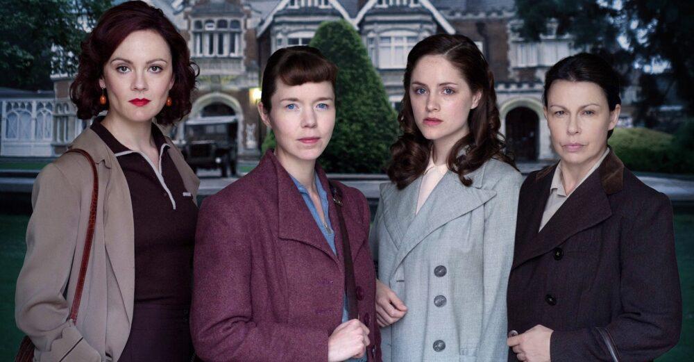 A força das mulheres em The Bletchley Circle